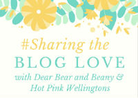 sharing the blog love linky