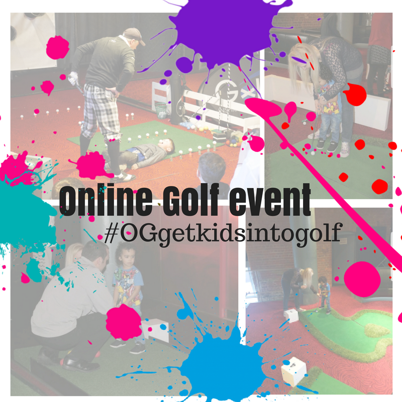 Online Golf Event 187 Raw Childhood