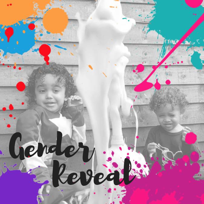 Gender reveal, boy or girl?