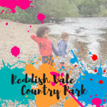 Reddish vale country park day out with the kids