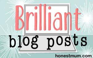 brilliant blog posts linky