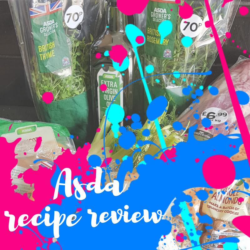 Asda recipe review