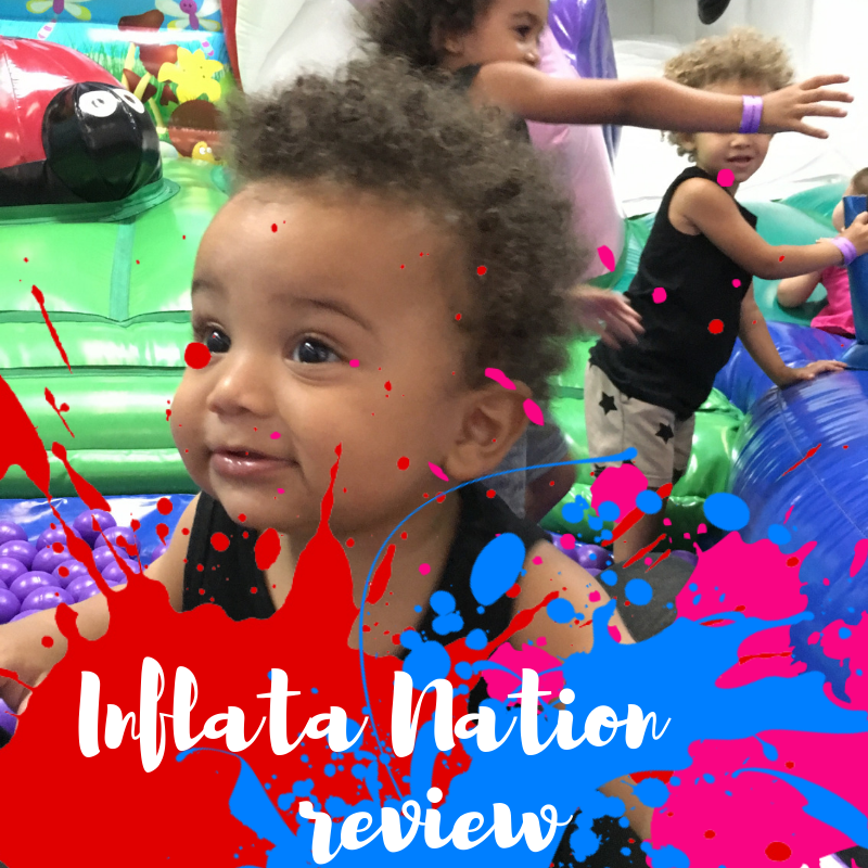 Inflata Nation review Manchester