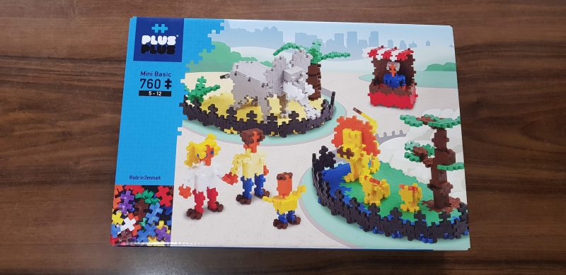 Plus plus building blocks 5 year old gift 2018 raw childhood