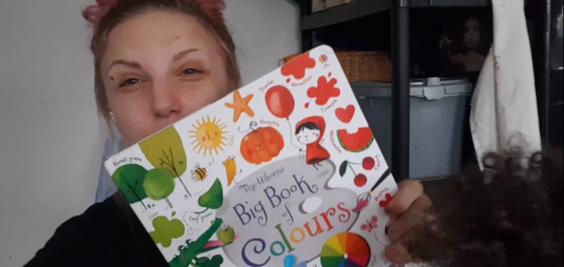 gifts for 1 year old gift guide raw childhood 2018 board book big book of colours