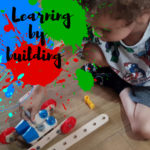 Learning by building Brio starter builder set raw childhood